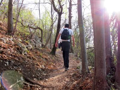 Trail del Patriarca, il sentiero