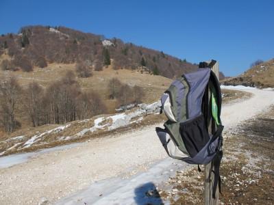La dorsale, verso Piancavallo.