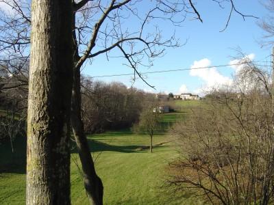 Panorama dalla presa 3.