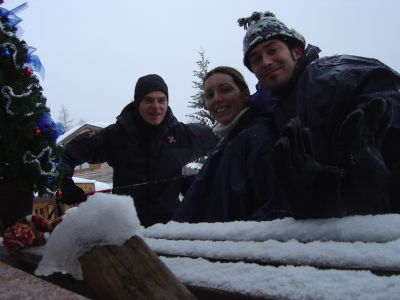 We did it! Possiamo scrollarci di dosso l'ultima neve!