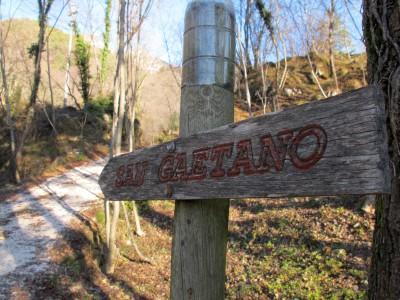 Il cartello San Gaetano più volte ignorato durante le belle stagioni. Oggi è il suo turno!