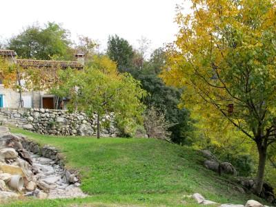 Splendida casera lungo via Sassi.